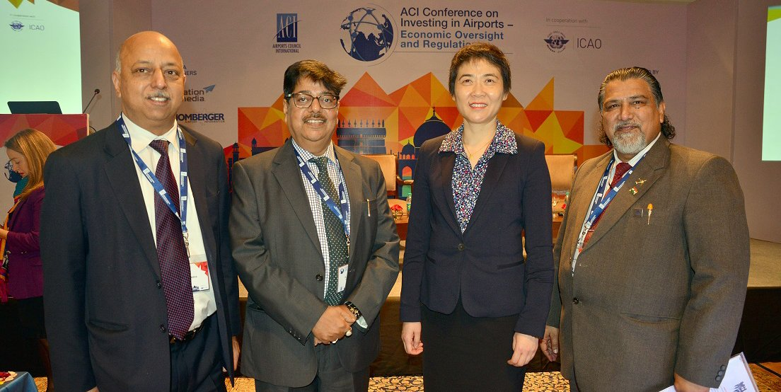 ACI Annual Investing in Airports conference: The @ICAO perspective: /