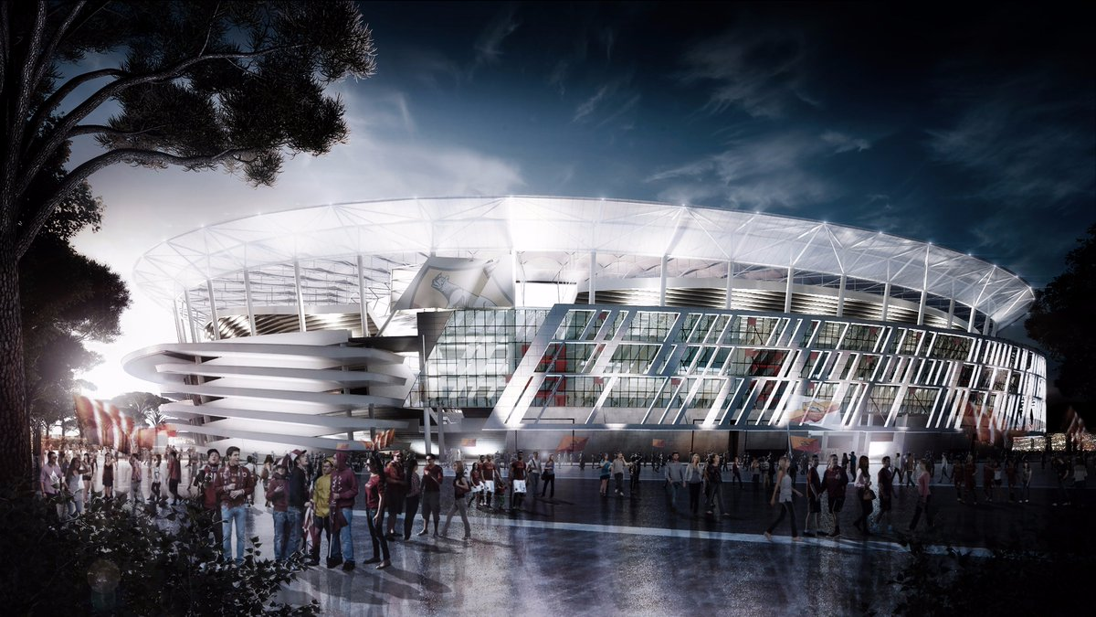 AEG Facilities Begins Management of @OfficialASRoma's New @StadiodellaRoma  https://t.co/v8TcZLSHDH https://t.co/9WjGzF4T3P