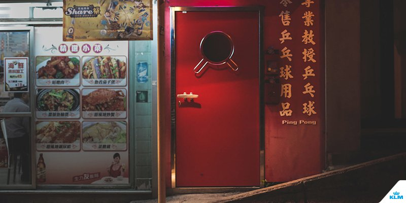 Discover the most trendy hotspot in Hong Kong!