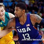 Paul George: Australia men's team has 'a knack for being a little dirty'