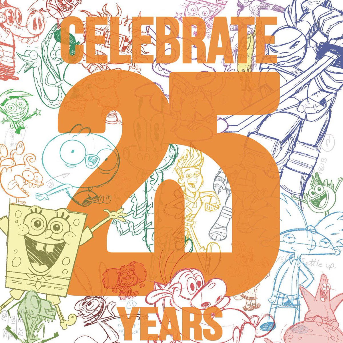 25 years ago, Ren and Stimpy, Doug & Rugrats premiered, changing kids' TV forever. Happy #NickAnimation25 Nicktoons! https://t.co/pzhpWA27JT