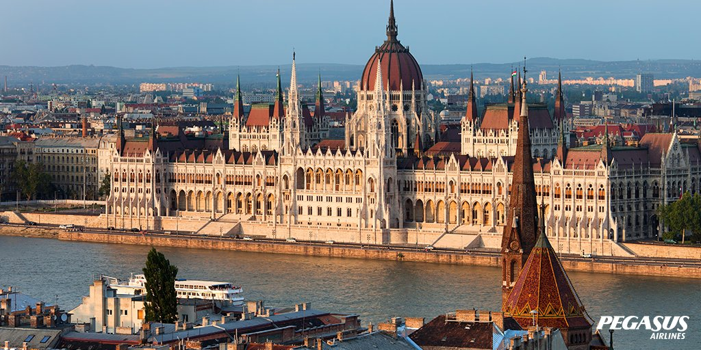 Visit Budapest to see an elegant city built on two sides of the mighty river Danube