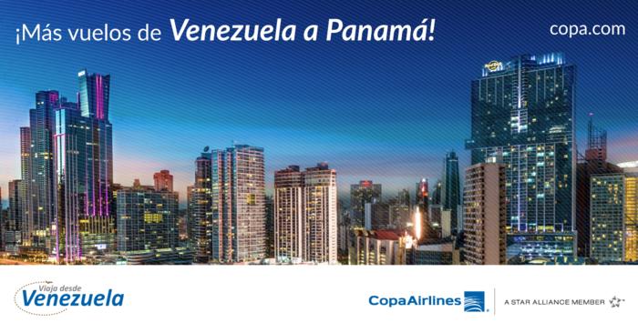 ¡Conectamos Venezuela con el mundo! Más vuelo, tarifas increíbles con impuesto. COMPRA YA ->