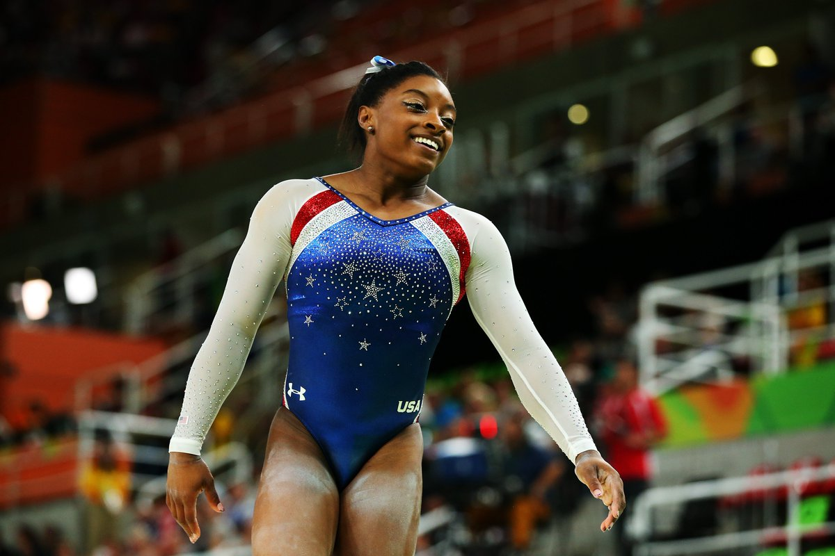 Simone Biles 21 Pt Margin Of Victory Is The Most In Olympics Or World Championships All Around Since 2006