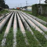 Militants blow up Nigeria pipeline, Chevron protest goes on