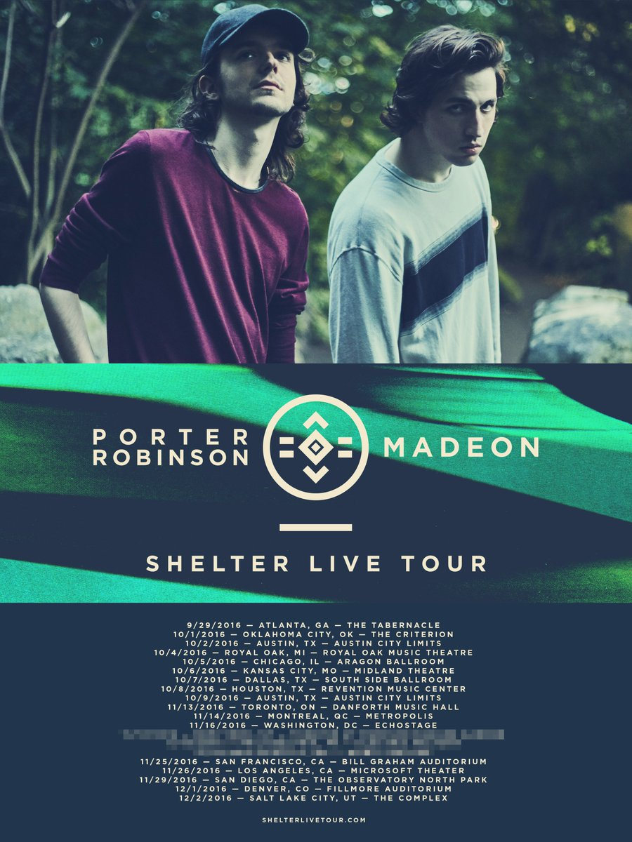My friend Porter and I are going on tour together. Back to back live show. It's gonna be an extremely good time ! https://t.co/3kPGBHlEAP