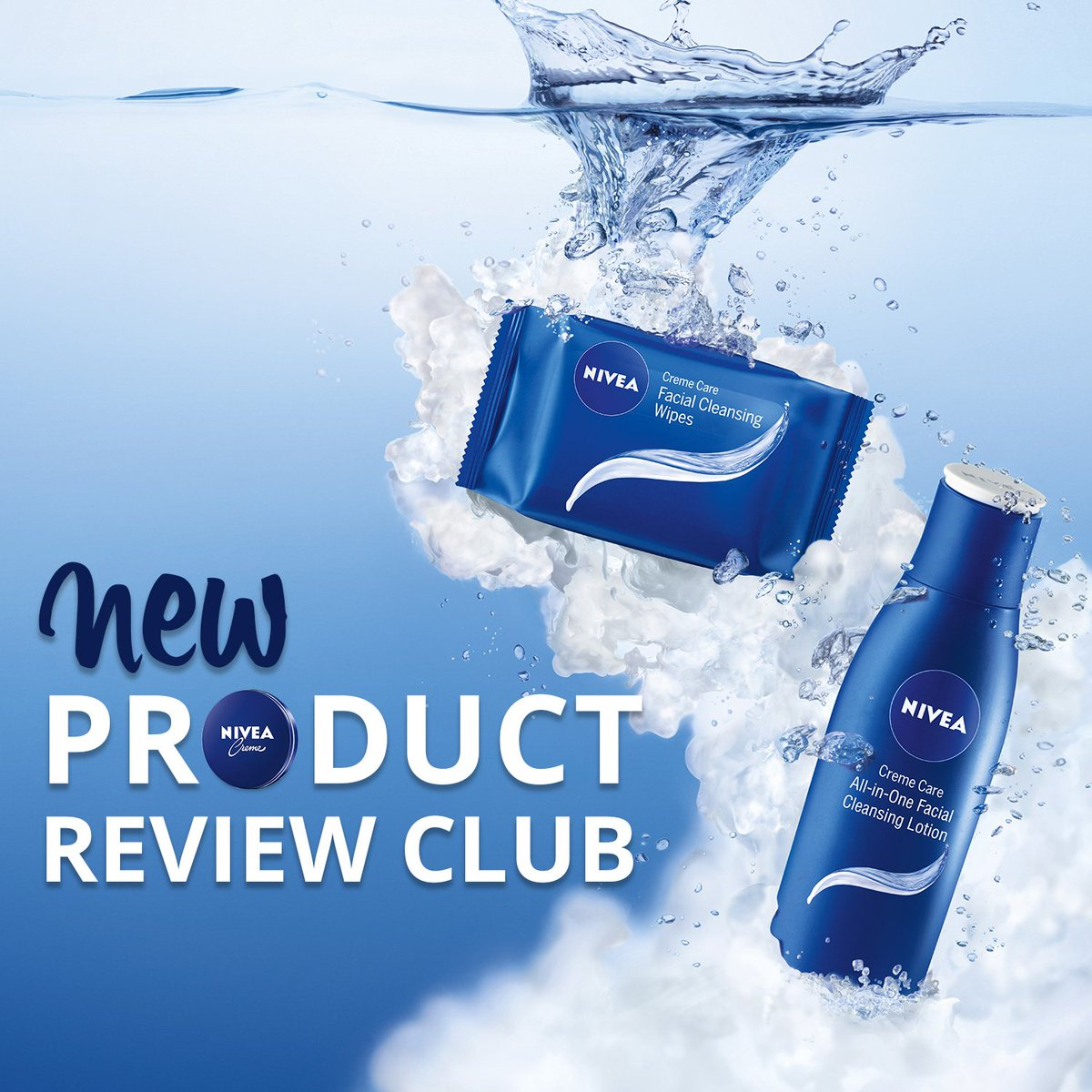 Would you like to try new cleansers? Apply for 1 of 1,000 spots to try #NIVEAMustHaves https://t.co/QWcecByzGM https://t.co/cmEdUOn7XM