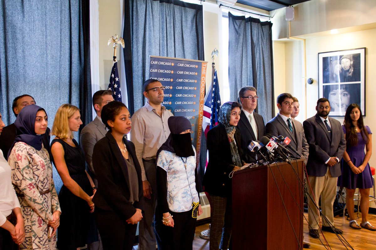 BREAKING: CAIR-Chicago files lawsuit for Muslim woman violently attacked by Chicago Police https://t.co/GKV0ZJgkPF https://t.co/KOXTPt1wUK