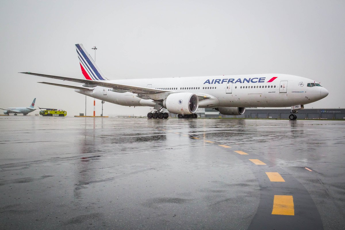 Our partners @AirFranceCA are offering an Instant Take-off from YVR to Paris in September: