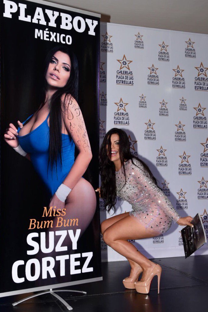 RT @nanmorada: @SuCortezOficial ¡un encanto ????! @PlayboyMX https://t.co/NFjfGNXK1q