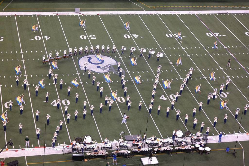 Troopers at DCI Prelims. #drumcorps #dci2016 https://t.co/UFirl6jhQW https://t.co/HWuvlyOlVl