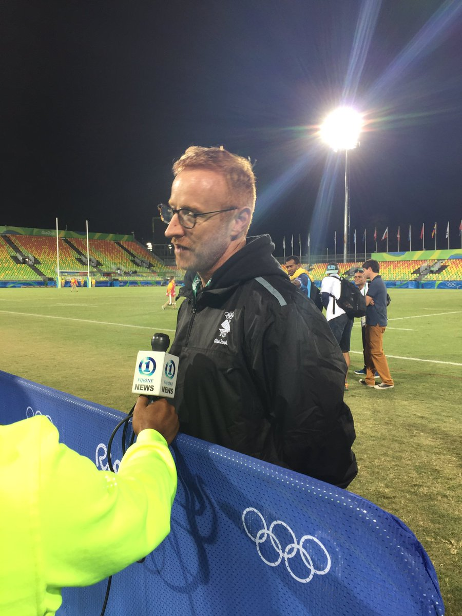 Ben Ryan tells @5liveSport he's standing down as coach. I'll be the first coach from #FJI who wasn't sacked'#Rio2016 https://t.co/j6ViOidHvW