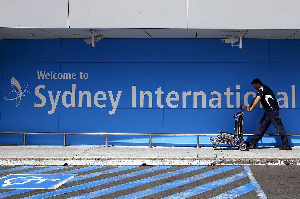 Airport strikes hit Australia, passengers warned of chaos