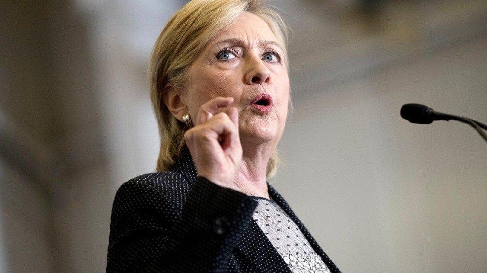 FACT CHECK: Clinton's selective history on trade