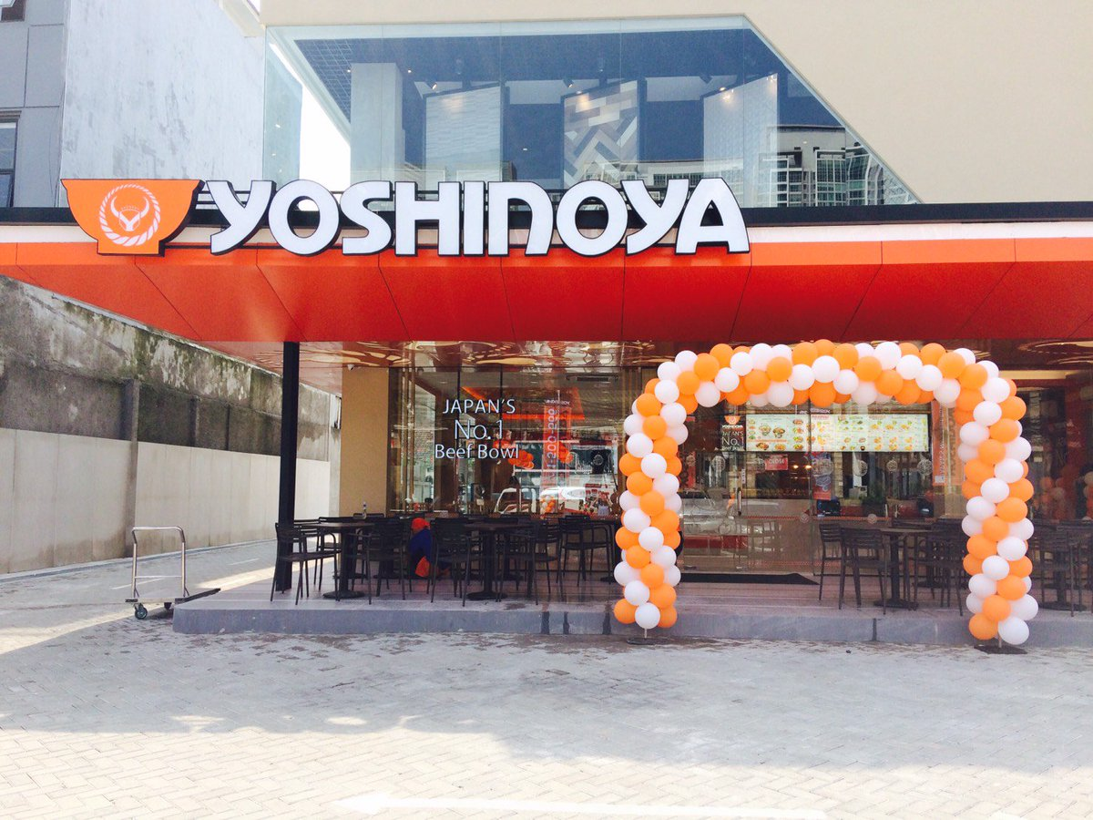 NOW OPEN!! YOSHINOYA Kemang! Jl Kemang Raya No. 31-Jkt (sblh pom bensin Shell) Come visit us now with fam & friends! https://t.co/4wwHA5JKMP