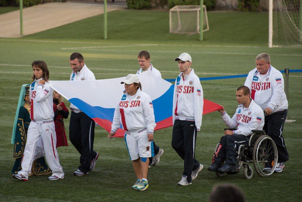 условия сделки паралимпийскую сборную россии отстранили мне