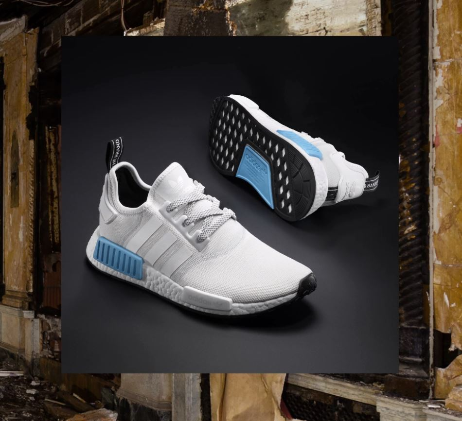 Introducing the @adidasoriginals #NMD, available in select stores & online Landing August 26th https://t.co/b7GkjlGHrX