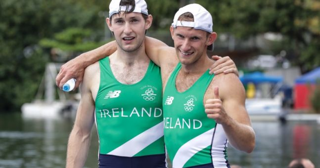 Congratulations lads! Silver for Ireland!! #PullLikeADog #Rio2016 #Olympics https://t.co/3LDvBoJoef