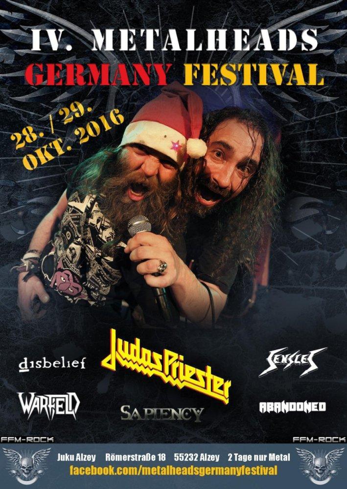 #Ger #GermanMetalFestival #metalheads #Germany #Festival  official #mhgf2016 Flyer #Alzey #RLP 28+29 #Oktober #metal https://t.co/KjZsers0p9