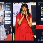 RT @siima: Watch @LakshmiManchu at Godrej Goldilocks #SIIMA2016 Curtain Raiser&Red carpet this Sunday @GeminiTV 11 AM On-wards. https://t.c…