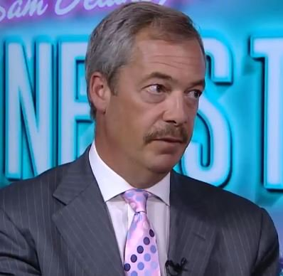 This isn't our Nigel Farage; it's the Euro-federalist Nigel Farage from the mirror universe. https://t.co/pdzutnFZYa