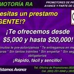 Sin tanto papeleo te prestamos hasta 20,000 pide informes #tampico https://t.co/06hxwLFXQL