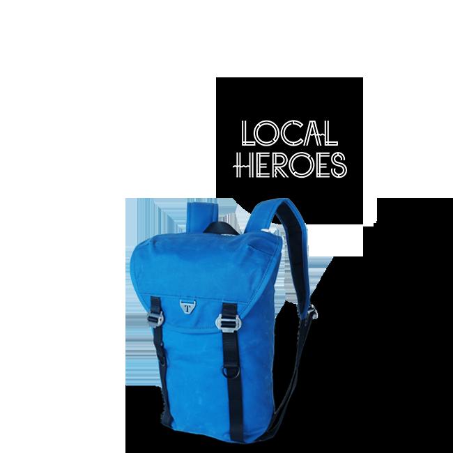 RT @LocalHeroesScot: Shop ScottishDesign @EDI_Airport + online. This exclusive @TrakkeBasecamp backpack is £125 ht…
