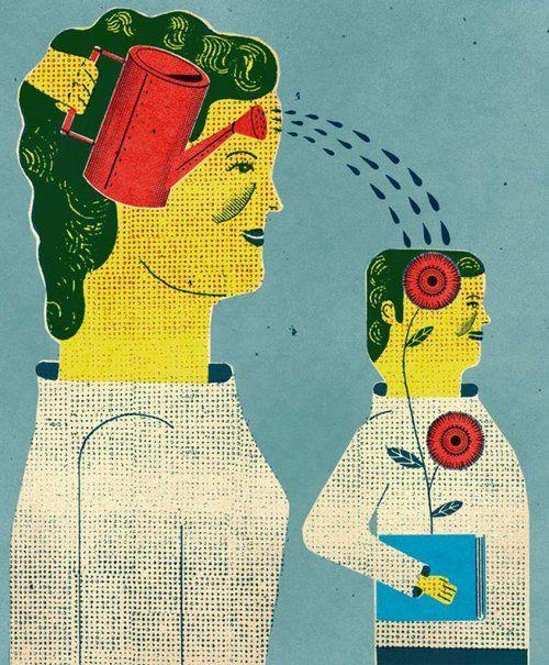 Arte de David Plunkert - Irrigue sua mente com arte! Inspire-se! ;) #Inspiração #Arte #ParaInspirar https://t.co/ImuMZgn7YR