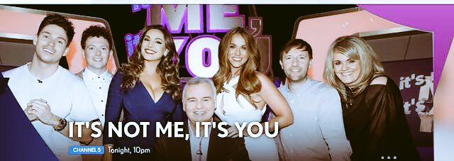 RT @stephencomedy: So @channel5_tv @ 10pm for #INMIY w @EamonnHolmes @VickyPattison @IAMKELLYBROOK @sally_lindsay @andrewismaxwell &ME http…