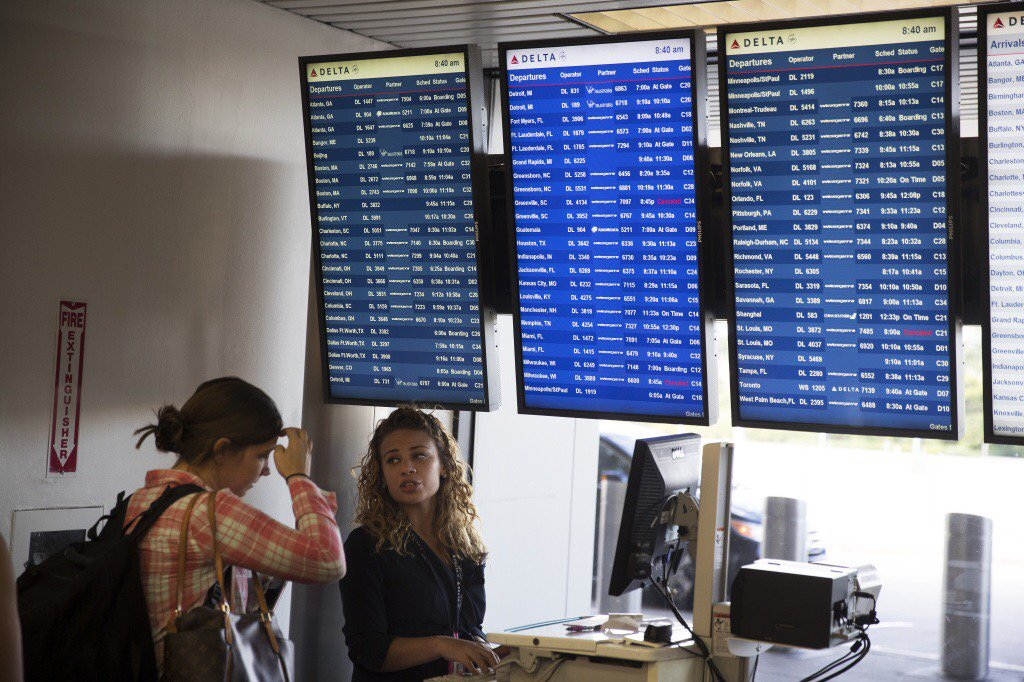 Brace Yourself for More Airline Outages Just Like Delta's