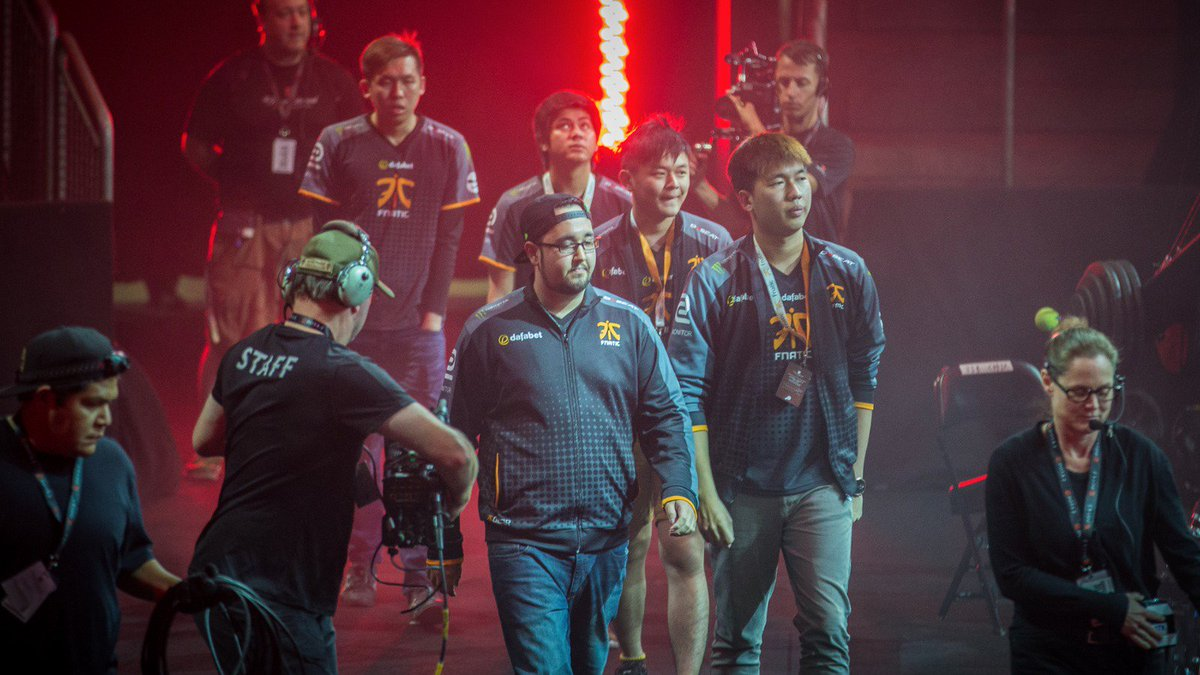 We finish 4th at #TI6 . Our awesome Dota 2 team has made us all proud. Good luck further @DIGITALCHAOSgg well played https://t.co/JdE9yNmnFz