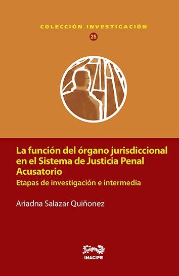 Conozca, a través de esta obra, la participación del Juez de Control en el Sistema Penal Acusatorio https://t.co/FX5H3L7yCO