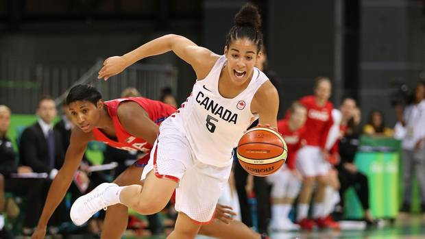 U.S. dominates Canada 81-51 in women's basketball at Rio Games From @Globe_Sports