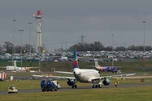 Birmingham Airport plane was going too fast when it skidded off runway