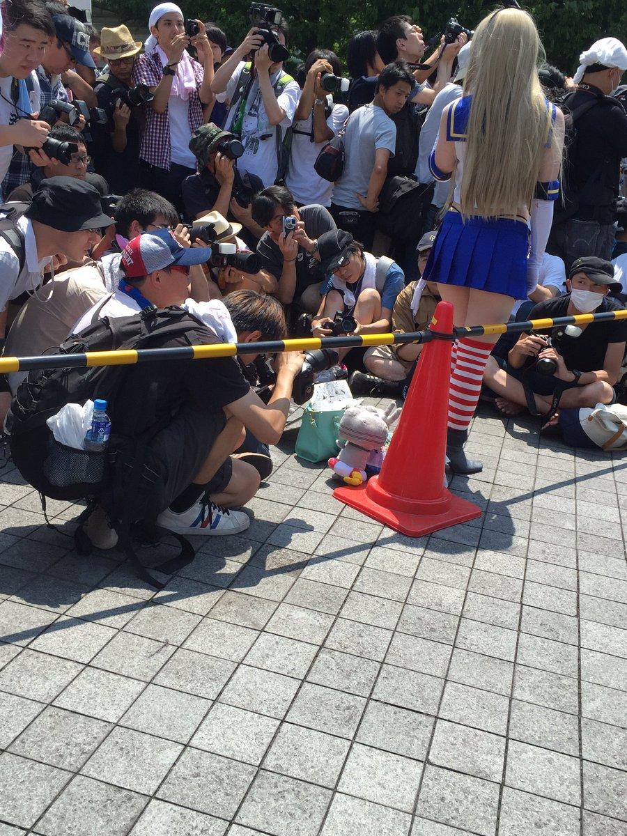 女コスプレイヤーがマンコを半分露出して男コスプレイヤーが勃起 [無断転載禁止]©2ch.net->画像>370枚