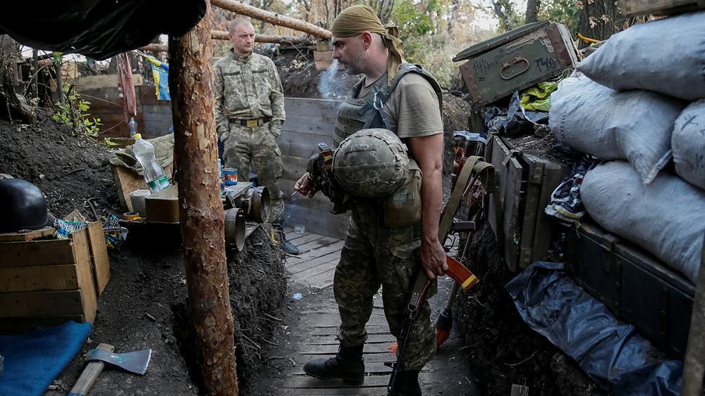 No significant increase in Eastern Ukraine clashes despite Crimea tension