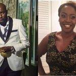 Hawa Hawawezi Achana! Kiss 100 Radio Host Shaffie Weru And His Ex Radio Wife Kalekye Mumo Reunite