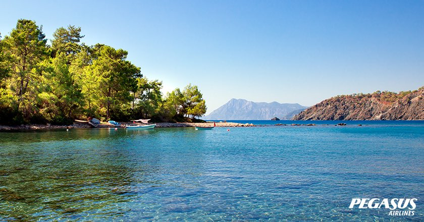Low-cost flights to Antalya, Bodrum, Dalaman for a relaxing holiday by the sea