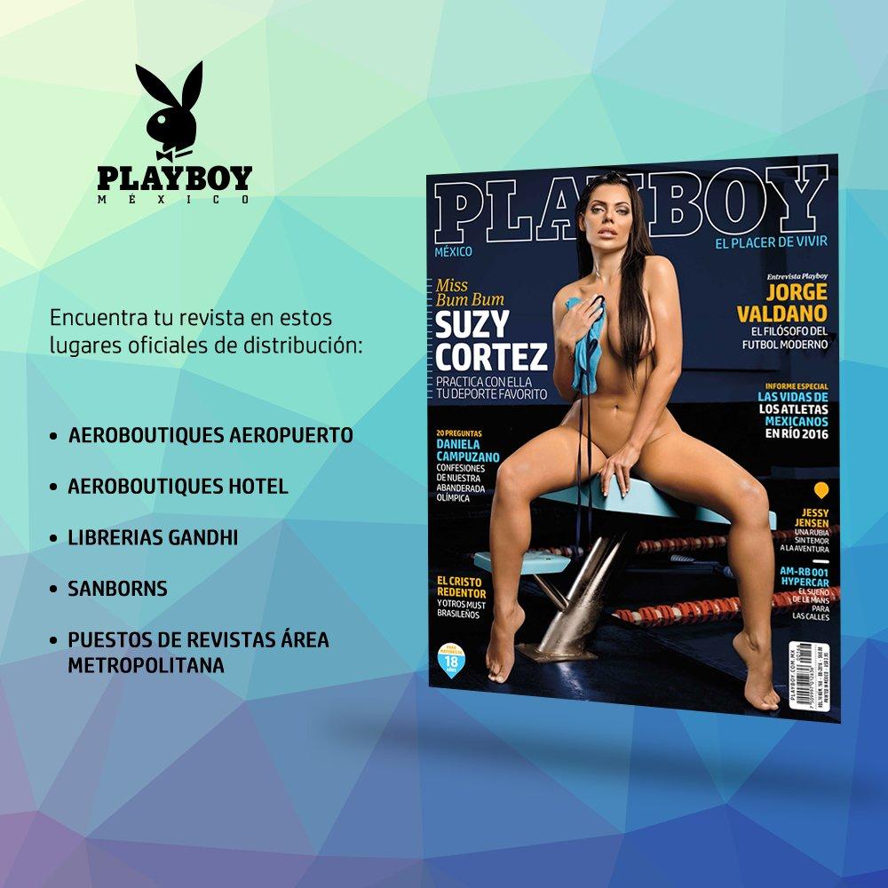 RT @PlayboyMX: ¡No te quedes sin tu #Playboy de agosto! Puedes adquirirla de manera física en estos lugares oficiales. https://t.co/p6jawnp…