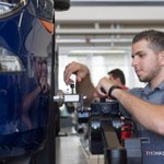 Porsche training is prize for lucky few refugees