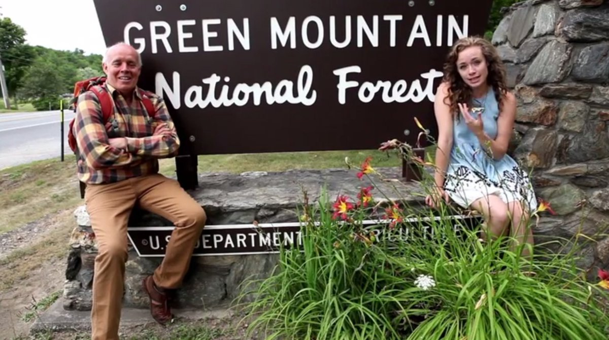 Sweet to see @_Doonbug_ & her dad perform this song together.. https://t.co/LdBp8XsG2P @GoParks https://t.co/gYtSEWRiBb