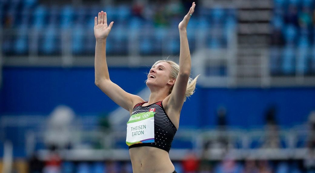 Because of your love and support, @btheiseneaton is an Olympic bronze medalist. https://t.co/QCdkGnwxxz