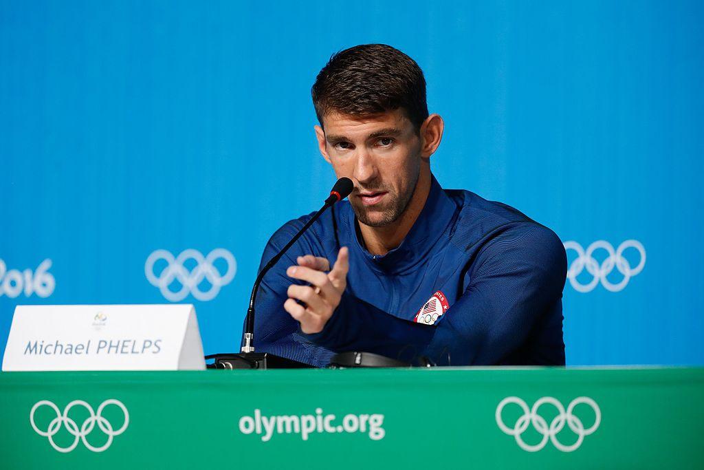Michael Phelps has more medals than 108 nations. https://t.co/t7IxoTsqu8