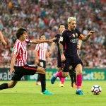 3️⃣5️⃣0️⃣ Messi is making his 350th #LaLiga appearance. 👏👏 #AthleticBarca https://t.co/kyR46oDsJj