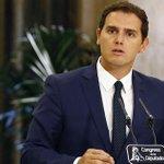 """Rivera, precisa: """"De estas 150 reformas, 100 las firmamos Pedro Sánchez y yo"""" https://t.co/5l8yp4x2L7 https://t.co/nkOohxdYan"""