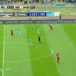 34PT ¡Gol de #Independiente! Rigoni abrió el marcador para el rojo. #Belgrano 0-1 #Independiente #TelefeFutbol https://t.co/lZpiEsyT4E