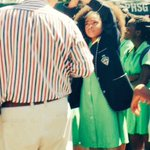 Whose daughter is this? You are raising a legend #StopRacismAtPretoriaGirlsHigh https://t.co/d1h6o54E9N