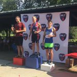 So proud of officer Morgan for competing and WINNING his age group at the Lincoln Triathlon! So proud of him😊😃 https://t.co/heGkOJjdz1