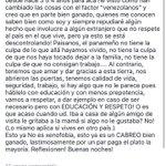 Comparto un post de @SaraFaretra  una chica Venezolana que tiene años de vivir en Panama interesante planteamiento https://t.co/U3YljQ4Neb