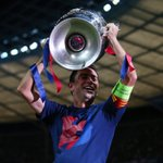 All-time appearances for Barcelona... Xavi Hernández 767 Andrés Iniesta 594 Carles Puyol 593 #UCL https://t.co/v1mVnUnlhD